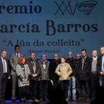 ENTREGA XXV PREMIO DE NOVELA MANUEL GARCIA BARROS GANADORA ANXOS SUMAI
